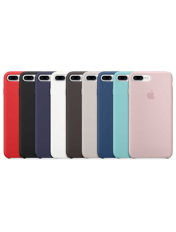 Чехлы Apple Silicone Case для iPhone