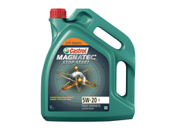 Масло моторное Castrol Magnatec Stop-Start E 5W-20, 5 л