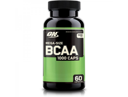 BCAA 1000 CAPS - Optimum Nutrition № 60