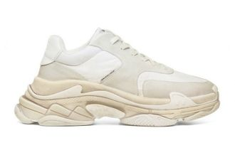 Balenciaga Triple-S 2.0 Clear Sole белые (36-41)