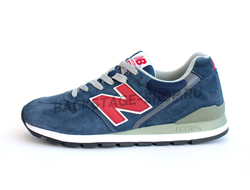Кроссовки New Balance 996 Blue \ Red
