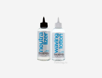 Alkaline WAVE Paul Mitchell флаконы