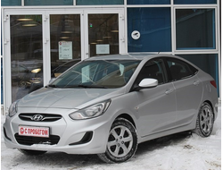 Hyundai Solaris Comfort 1.6 AT (123 л.с.) 2012 год