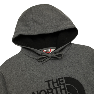 Толстовка The North Face Drew Peak Hooded серая