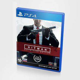 игра для PS4 HITMAN Definitive Edition
