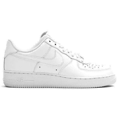 896488d8 Купить кроссовки Nike Air Force Low '07 White дешево | Интернет ...
