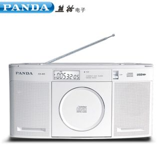 Бумбокс CD USB MP3 Panda CD-60