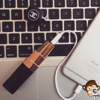 Power Bank Chanel Lipstick 3000 mAh-3
