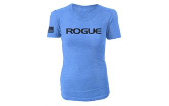 ROGUE WOMEN'S BASIC SHIRT футболка Rogue Fitness