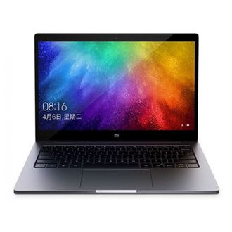 "Ноутбук Xiaomi Mi Notebook Air 13.3"" 2018 (Intel Core i7 8550U 1800 MHz/13.3""/1920x1080/8GB/256GB SSD/DVD нет/NVIDIA GeForce MX150/Wi-Fi/Bluetooth/Windows 10 Home) Серый"