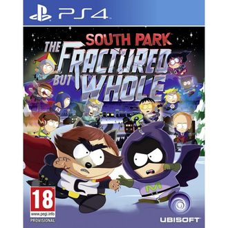SOUTH PARK: THE FRACTURED BUT WHOLE для PS4