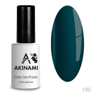 Akinami Green Blue AСG160, 9 мл