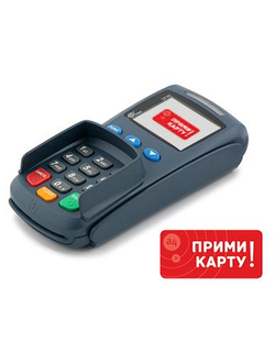 Банковский терминал PAX SP30 эквайринг для Эвотор. Прими Карту Visa, Master Card, Apple Pay