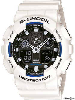 Часы Casio G-Shock GA-100B-7A