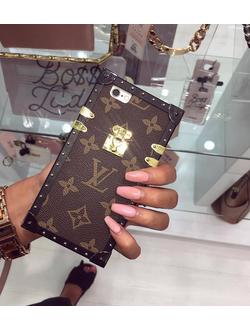 Чехол Louis Vuitton для iPhone 8 / 7
