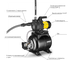 Станция водоснабжения Karcher BP 5 Home - артикул 1.645-370.0