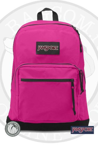 Jansport Right Pack Digital Edition Cyber Pink