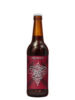 FLEMISH RED ALE ФЛАМАНДСКИЙ КРАСНЫЙ ЭЛЬ ГОРДИЕВ УЗЕЛ 6,0% 0,5Л (360) JAWS BREWERY
