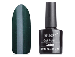 Гель-лак Shellac Bluesky №80574 Serene Green, 10мл.