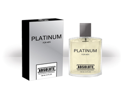 Platinum Absolute for men - Delta Parfum