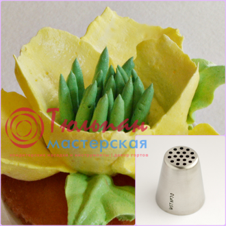 russian nozzle grass, russian tulip nozzle, set russian flower tips, насадка тюльпан, насадка травка