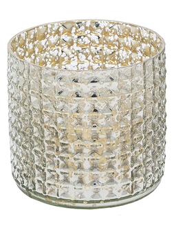 Подсвечник SIA DIAMOND TEA LIGHT HOLDER  , 900199 ,  H13/D13