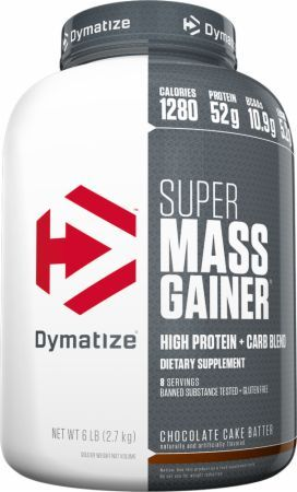 Dymatize Nutrition Super Mass Gainer 2,7 кг