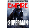 EMPIRE Magazine March 2016 Superman Cover ИНОСТРАННЫЕ ЖУРНАЛЫ О КИНО