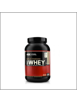 ПРОТЕИН OPTIMUM NUTRITION GOLD STANDARD 100% WHEY 908g