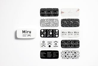Miru 1day Menicon Flat Pack (30 линз)