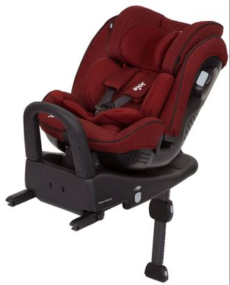 Joie Stages Isofix Cranberry