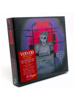 VOIVOD - Dimension Hatross 2-CD+DVD Deluxe