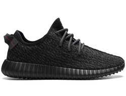 КРОССОВКИ ADIDAS YEEZY BOOST 350 PIRATE BLACK
