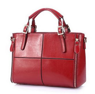 Кожаная сумка