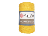 Macrame cotton 794 желтый