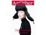 ANOTHER MAGAZINE Issue 35 Autumn Winter 2019 Tilda Swinton Cover Иностранные журналы Photo ,Intpress