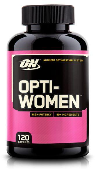 (Optimum Nutrition) Opti-Women - (120 капс)