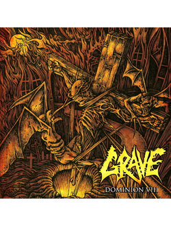 GRAVE - DOMINION VIII (Re-issue 2019) CD