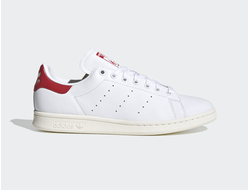 Adidas Stan Smith White/Red бело-красные