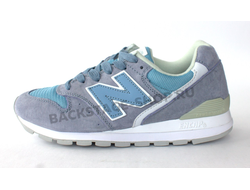 Кроссовки New Balance 996 Gray\Blue
