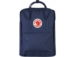 Рюкзак Fjallraven Kanken Royal Blue-Pinstripe Pattern (Mini)