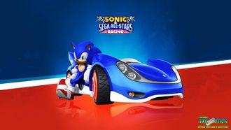 Sonic & Sega All-Stars Racing (New)[Xbox 360, английская версия]