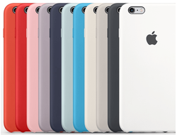 Silicone case iPhone 6+/6s+
