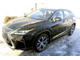 Пороги на Lexus RX 200t,350 (2015-…) Optima Black