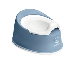 Горшок BabyBjorn Smart Potty синий