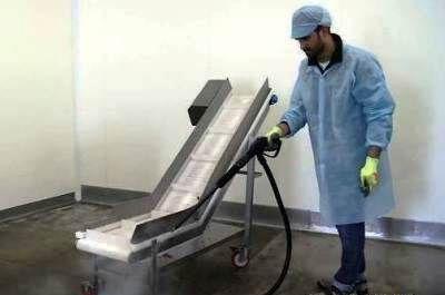 Парогенераторы для химчистки, уборки, дезинфекции