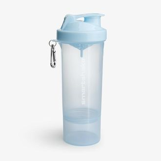 Шейкер SmartShake Slim 500ml/17oz Ice Blue