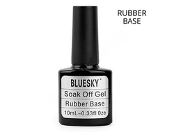 Каучуковая база Bluesky, Rubber Base Coat, 10мл.База Bluesky, Base Coat, 10мл.