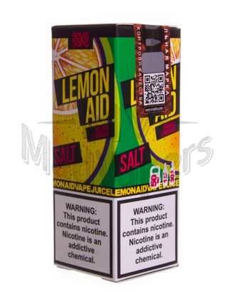 lemon aid - original lemonade salt