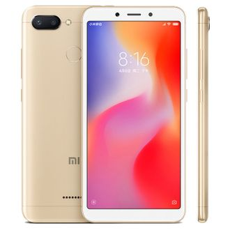 Xiaomi Redmi 6 3/32gb gold Global version